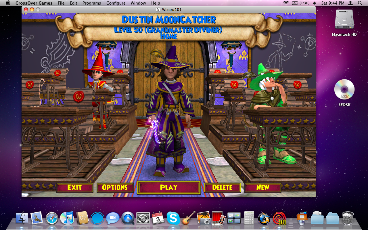 Wizard101 Information: Mac Users Across the Spiral, Rejoice!