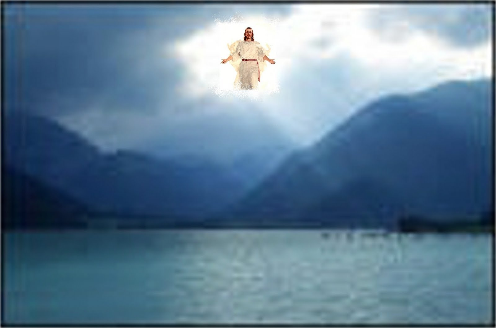 Jesus christ second coming pictures images and wallpapers