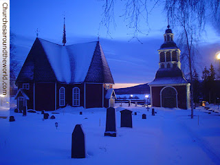 Blue sky Background wallpaper of the famous Jesus Christ Christian Churches archive in Sweden Free Christian Churches Photos and Pictures