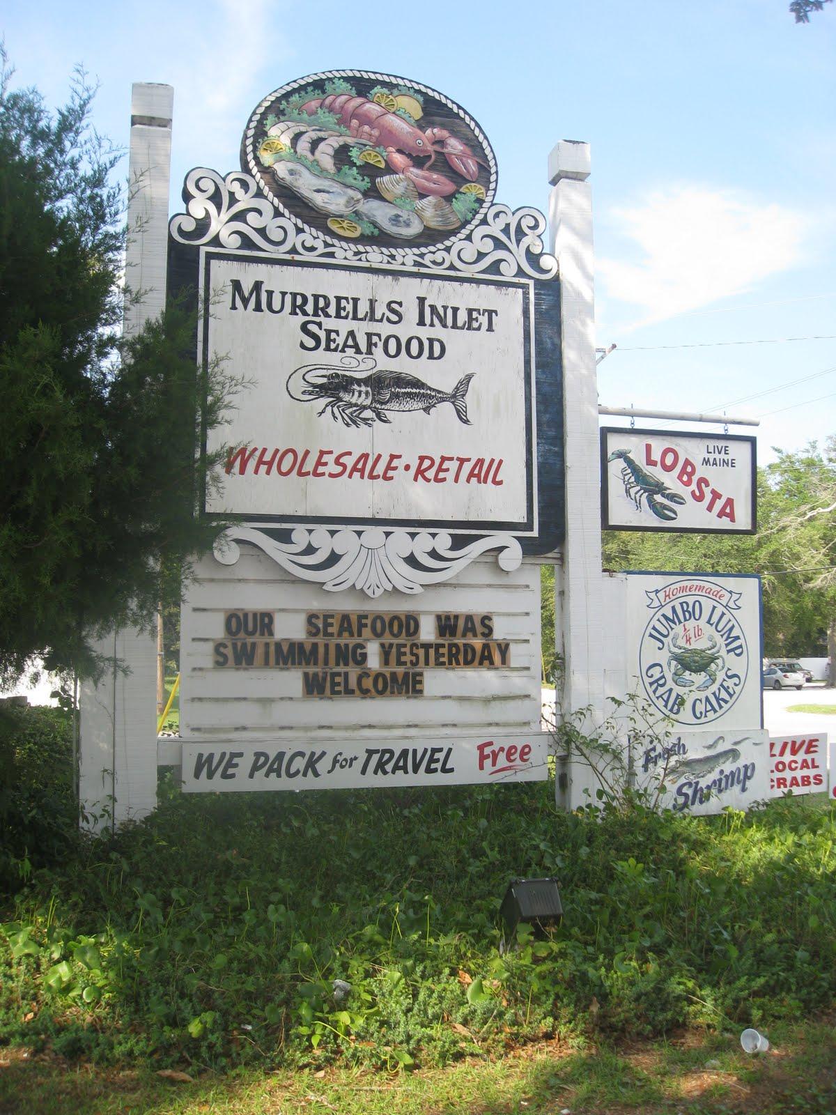 Murrells Inlet Seafood Restaurants Best