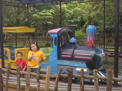 Juli 2010 : Tangkuban Parahu