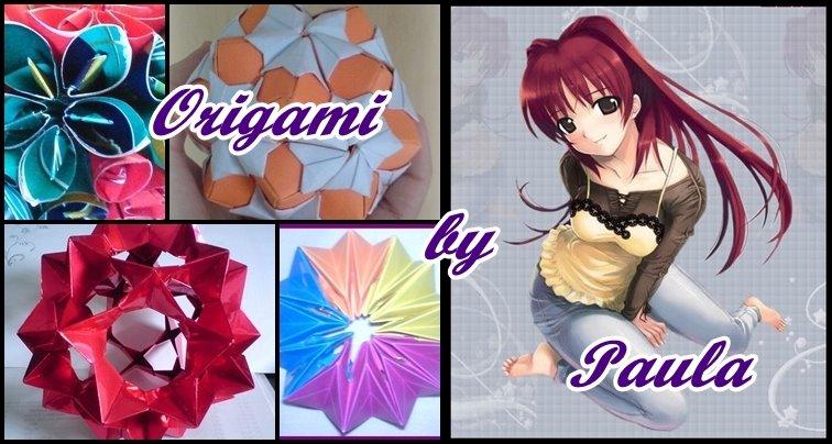 Origami by Paula!