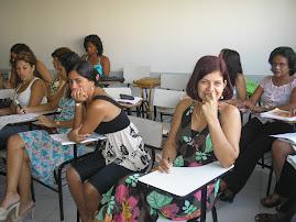 Durante o Curso DST X AIDS. - Faculdade Estácio de Sá em N.I.