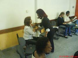 Conselho de Classe no Monteiro Lobato.