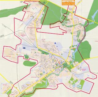 foto: online karta korostenya