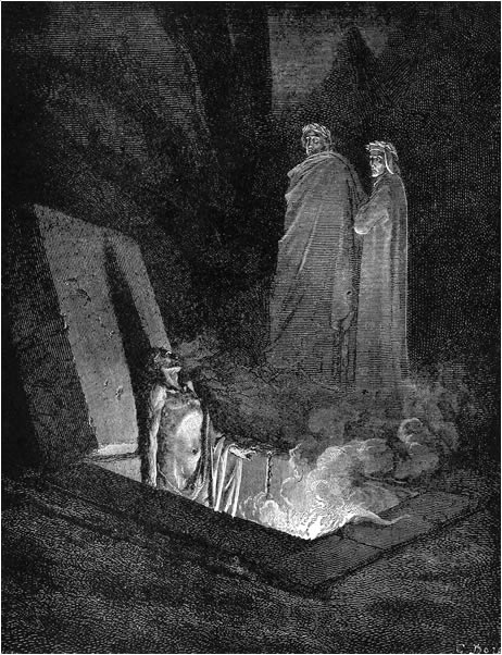 an analysis of the life of dante alighieri and the inferno the first part of his epic poem divine co Dante's vision of hell still has an afterlife like dante in his poem my own first experience of dante was a translation of just one part of the inferno.