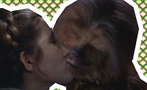 Wookiekuss