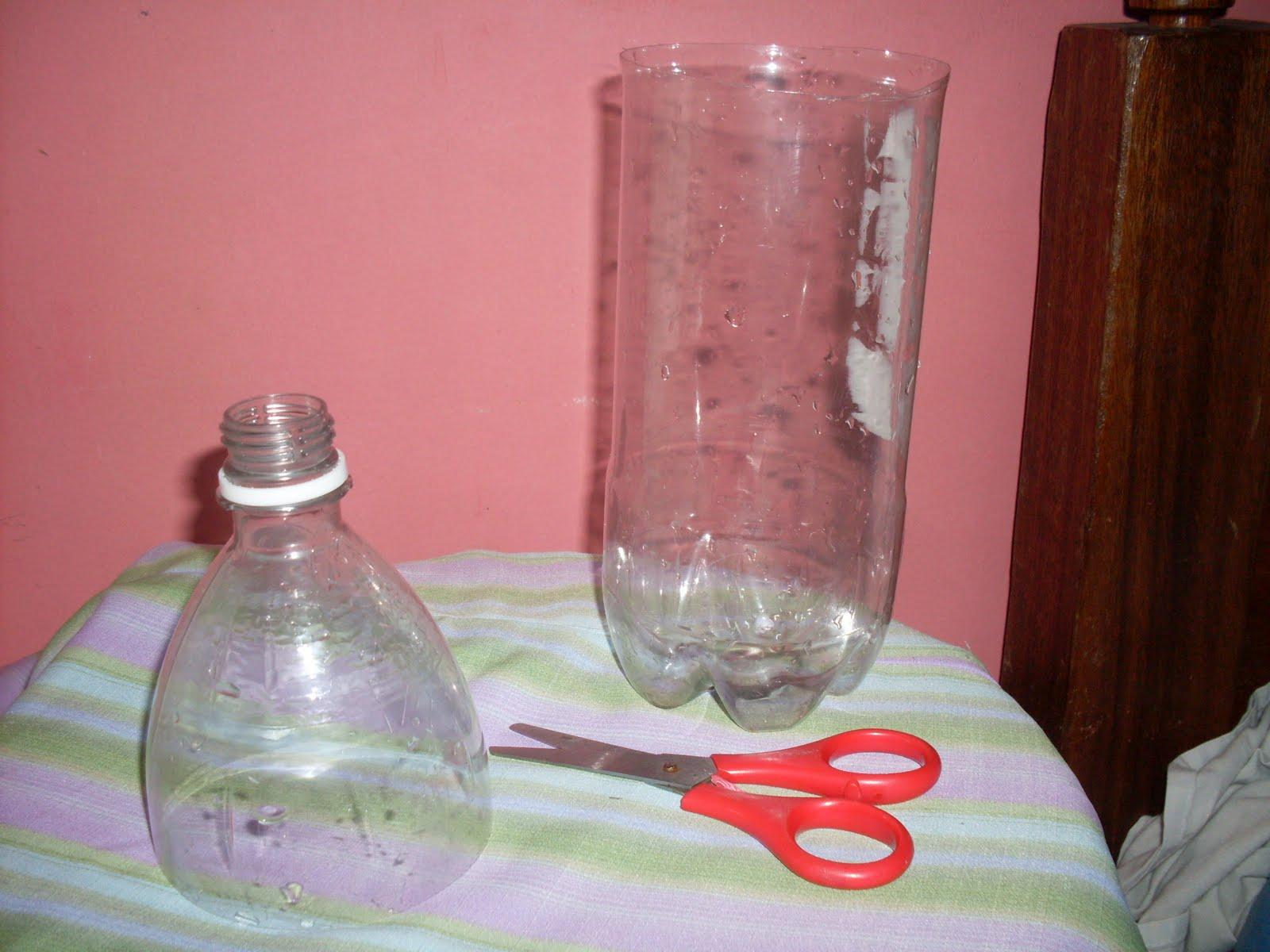 Como Hacer Un Barco De Botellas Plastica
