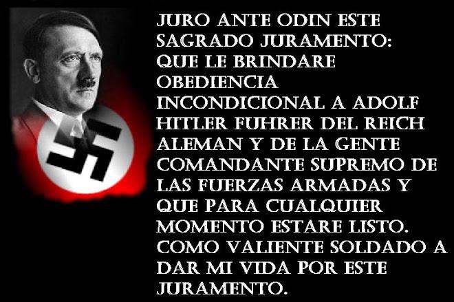 JURAMENTO AL FUHRER!!