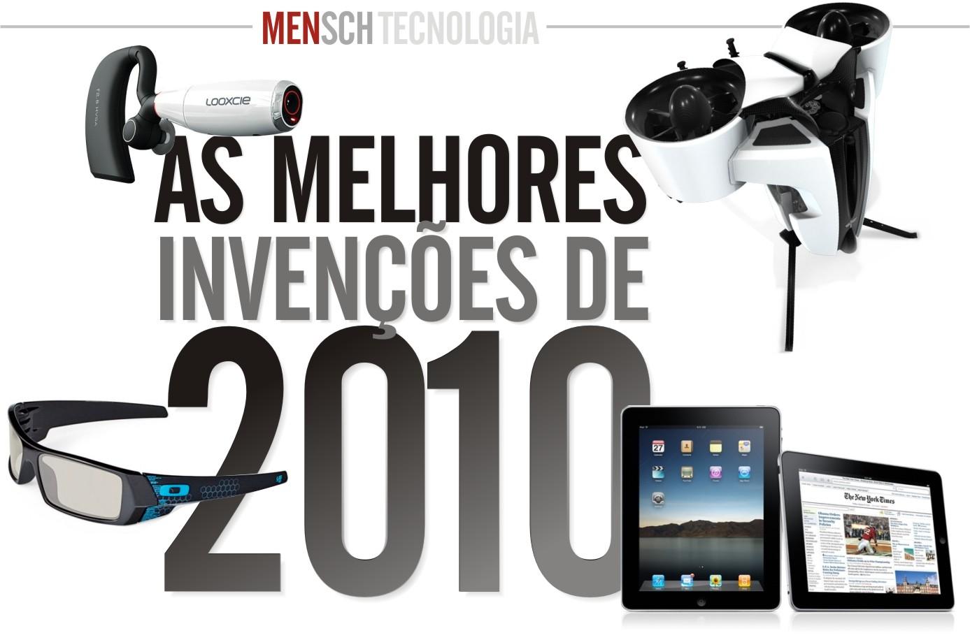4109aa45084 As 10 Melhores Invenções (high tech) de 2010 - Revista Mensch