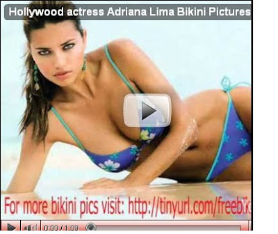 My Hot and Sexy Videos: Holly wood Actress Andrima Lima Hot Clip Video