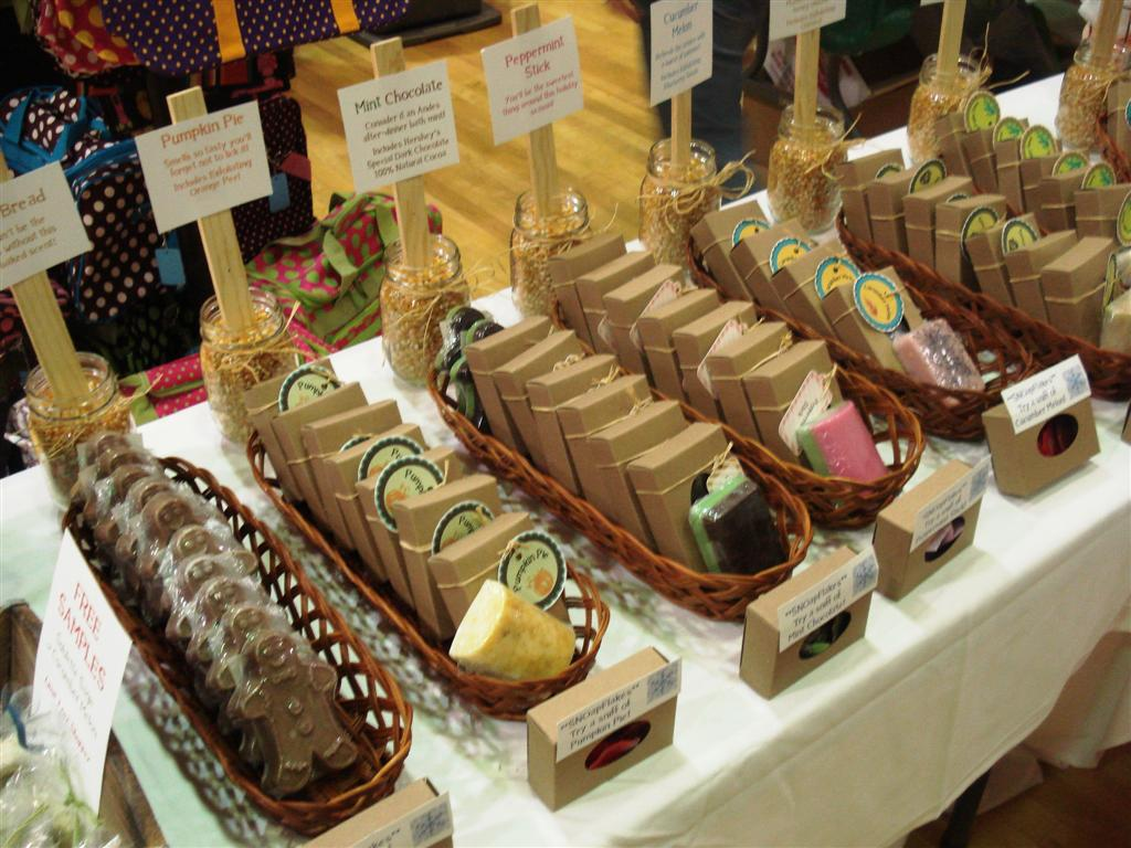 Display Packaging Ideas On Pinterest Craft Show Displays