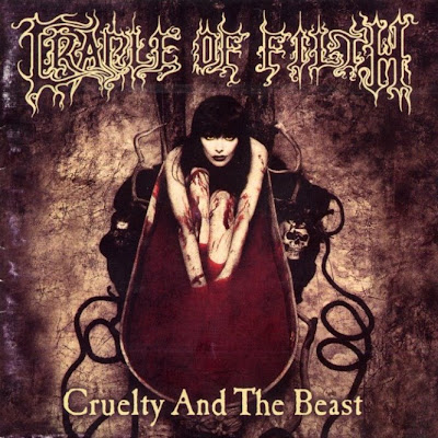 Cradle Of Filth - Cruelty and the Beast (limited 2cd edition)