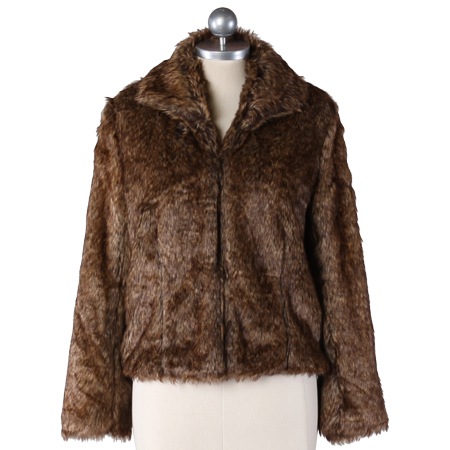 albee lucky fur rociously fashionable faux fur jacket