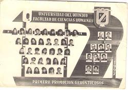 Encuentro de Gerontólogos Uniquindío