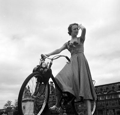 french women and the velo
