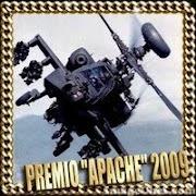 PREMIO APACHE 2009 CONTRA EL TERRORISMO