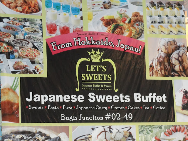 Let's Sweets Japanese Buffet