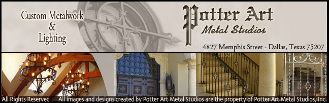 Potter Art Metal Studios