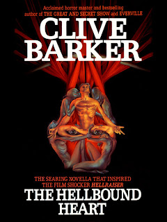 book cover of The Hellbound Heart by Clive Barker