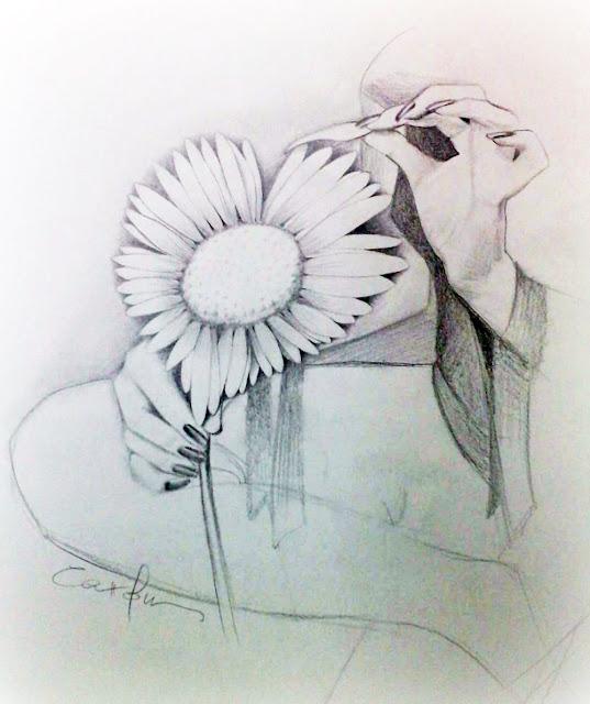 dibujo-a-lápiz-para-una-idea-mucho-arte