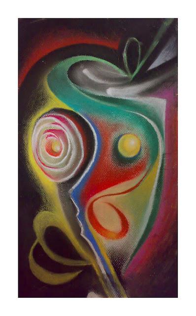 pastel-abstracto-mirada-de-soslayo