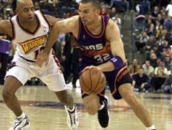 Warriors vs Suns odds