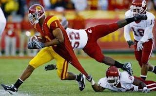 NCAA Football Betting – USC/Oregon Pick