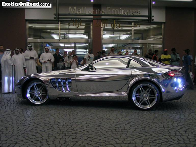 Platinum car