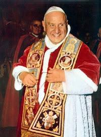 San Juan XXIII, Papa