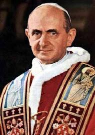 Siervo de Dios Pablo VI, Papa