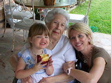 Maw-maw, Bella and Me