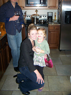Aunt Lisa and Bella
