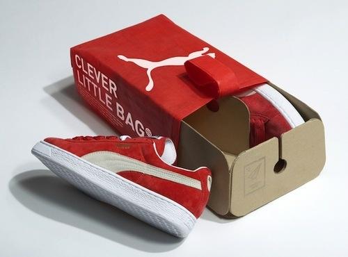 À Les Chaussures De Puma L'environnement Boites Respectueuses Plus T5gW5RHqw