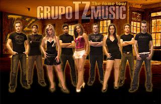 TZgrupo musical atua sabado nos Pardieiros