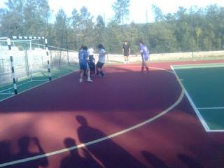 Equipa da ADRCP venceu a equipa de aerobico de Beijós