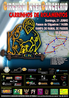 CARRINHOS ROLAMENTOS 2ª Rampa do Circuito Inter Concelhio