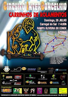 3ª RAMPA CARRINHOS DE ROLAMENTOS Oliveira do Conde