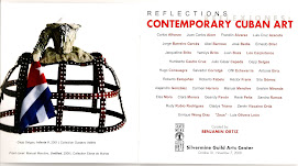 Contemporary Cuban Art Show / Silvermine Guild Arts Center / New Canaan, CT / 2008