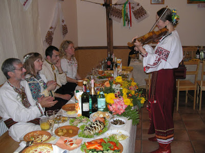 Wedding at Sadyba Restaurant in Malyy Khodachkiv, Ternopil region