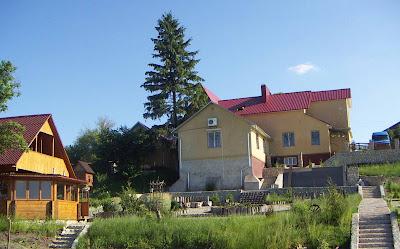 Sadyba Restaurant, Ternopil region