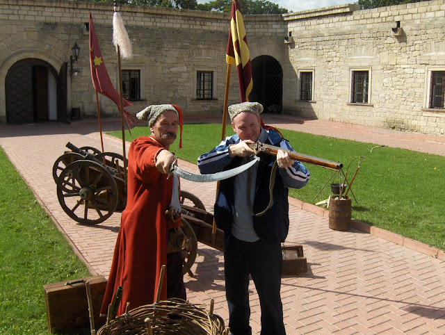Козаки на весіллі Сергія Притули