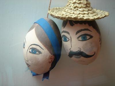 Enamored Ukrainian Easter Eggs Kolomya Museum