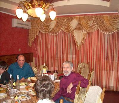 Volodar Restaurant Ternopil City West Ukraine