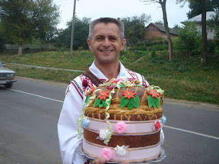 Korovay the Traditional Ukrainian Wedding Bread