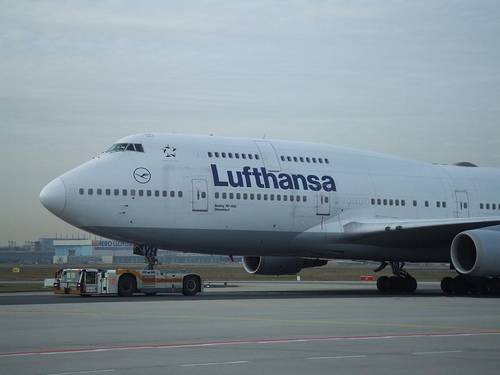 Lufthansa More Flights To Ukraine