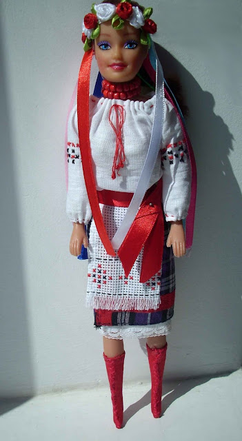 Barbie Doll Ukrainian