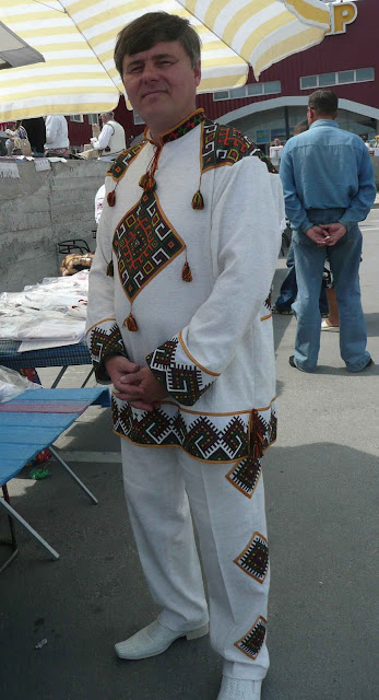 Showman Igor Natolochny Ternopil Ukraine
