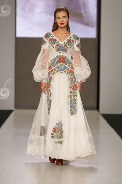 Богуцька україна сукня нареченої