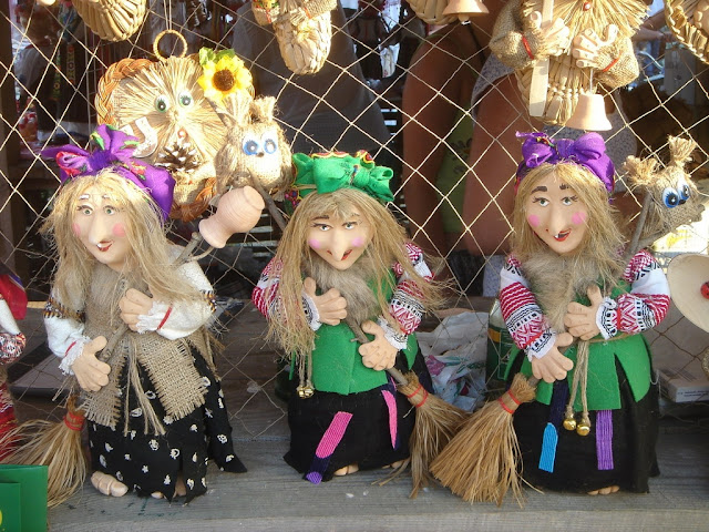 Cute Ukrainian Witches